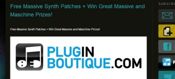Free Massive Synth Patches + Win Great Massive and Maschine Prizes!