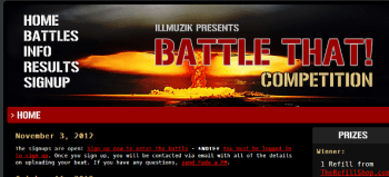 Enter the Illmuzik Battle That! Competition