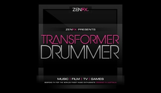 Boom and Bap: Zenhiser Transformer Drummer Review