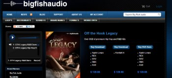 Big Fish Audio Off The Hook Legacy review