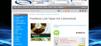 Freshtone Lost Tapes Vol 2 review