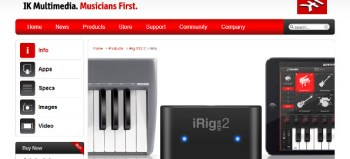 IK Multimedia iRig MIDI 2 Mobile MIDI Interface Review