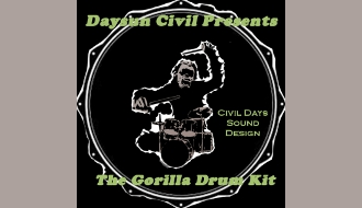 Boom and Bap: Daysun Civil Gorilla Drum Kit Review