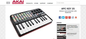 Akai APC Key 25 Ableton Controller Review
