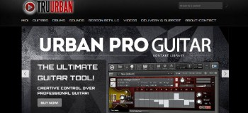 Review of Tru-Urban Pro Urban Guitars for Kontakt