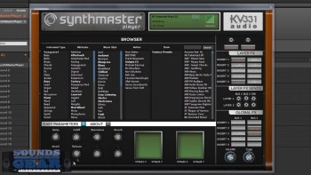 Demo: SynthMaster Player Plugin by kv331 Audio
