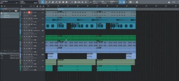 Studio One 3 Arranger Track Workflow