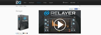 UVI RELAYER Precision Creative Delay Plugin Review
