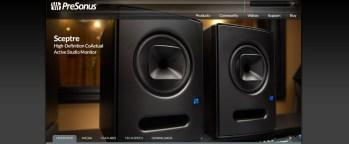 Presonus Sceptre S6 CoActual Studio Monitors
