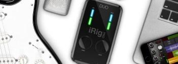 Review: IK Multimedia iRig Pro Duo Mobile Audio/MIDI Interface