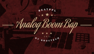 BeatPPL Analog Boom Bap Vol. 1
