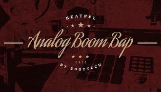 BeatPPL Analog Boom Bap Vol. 1