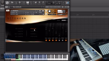 Product Demo: Auddict Octahorn Solo French Horn Library for Kontakt