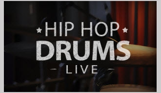 Boom and Bap: Modern Samples Hip Hop Drums Live