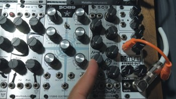 Going Modular: AniModule SOB State Variable Analog Filter