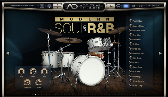 Boom and Bap: XLN Audio Addictive Drums 2 + Modern Soul And R&B Pack