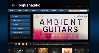 Big Fish Friday: Ambient Guitars