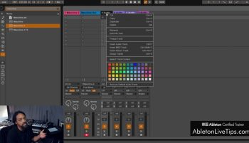 Ableton Live Tips: How to Drag Multiple Samples Into a Drum Rack