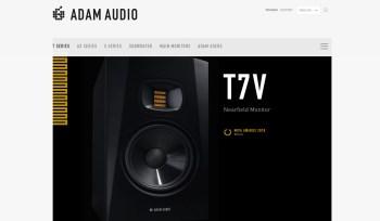 Review: Adam Audio T7V Active Studio Monitors