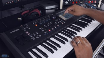 My first thoughts on the Yamaha MODX6