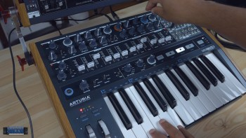Thoughts on the Arturia MiniBrute 2 – Can it Sound Smooth?