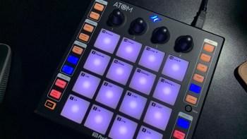 PreSonus ATOM Pad Controller – First Impression & Sound Demo