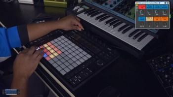 Demo: Soulful Juno 106 Chord Racks by RacksForLive