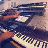 Making a Beat with Akai Force and Korg Kronos