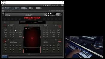 Sample Logic Cinematic Guitars Motion Demo