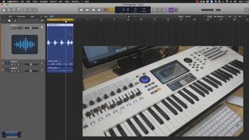Yamaha Montage Daw Remote MIDI Setup in Logic Pro X