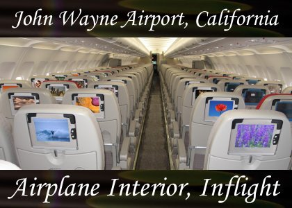 Airplane Interior, Inflight