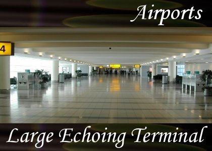 SoundScenes - Atmo-Airport - Large Echoing Terminal