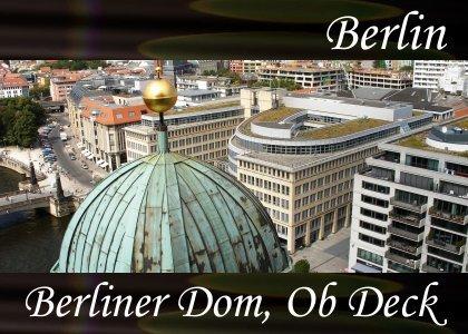 SoundScenes - Atmo-Germany - Berlin, Berliner Dom Observation Deck