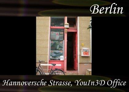 SoundScenes - Atmo-Germany - Berlin, Hannoversche Strasse, YouIn3D Office