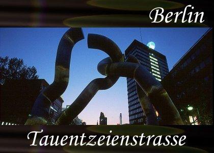 SoundScenes - Atmo-Germany - Berlin, Tauentzeienstrasse