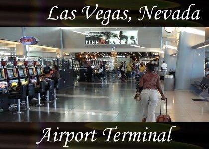 SoundScenes - Atmo-Nevada - Las Vegas, Airport Terminal