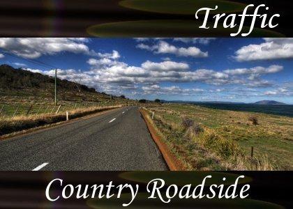 SoundScenes - Atmo-Traffic - Country Roadside