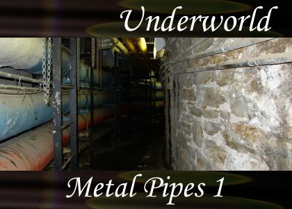 SoundScenes - Atmo-Underworld - Metal Pipes 1