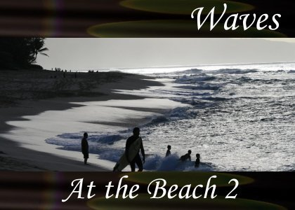 SoundScenes - Atmo-Waves - At The Beach 2