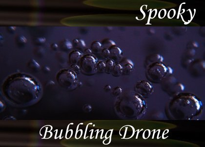 SoundScenes - Atmo-Dark - Bubbling Drone