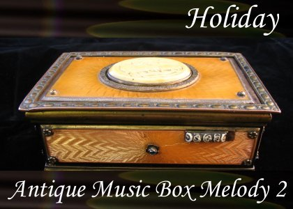 Antique Music Box Melody 2 0:50