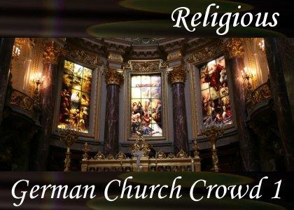 SoundScenes - Atmo-Religious - German Church Crowd 1