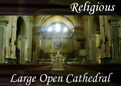 SoundScenes - Atmo-Religious - Large Open Cathedral 1