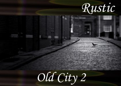 SoundScenes - Atmo-Rustic - Old City 2