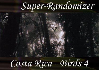 Costa Rica – Birds Set #4 (40 Sounds)