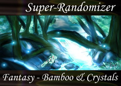 Fantasy – Bamboo and Crystals Set (40 Sounds)