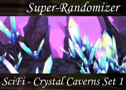 Crystal Caverns Set 1 (50 Sounds)