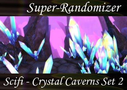 Crystal Caverns Set 2 (53 Sounds)