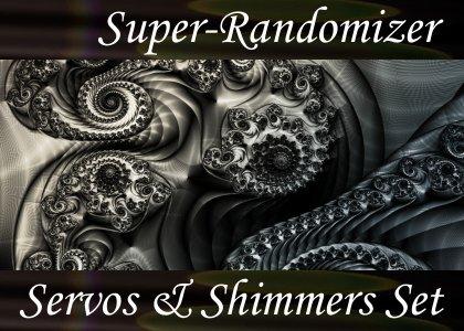 Servos and Shimmers Set (33 Sounds)