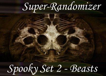 Spooky Set 02 – Beasts (67 Sounds)